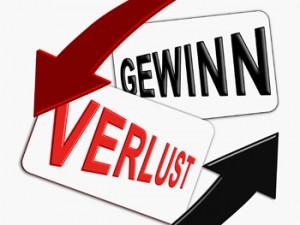 Gewinn-Verlust-© by Gerd Altmann/www.pixelio.de