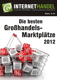 iNTERNETHANDEL: Die besten Grosshandels-Marktplaetze